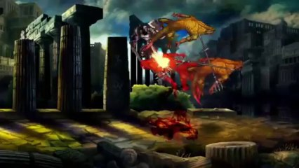 Le Combattant de Dragon's Crown