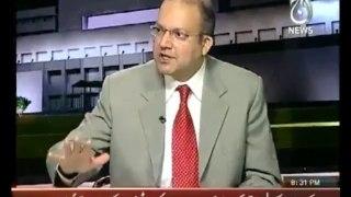 Islamabad Tonight - Nadeem Malik -14th October 2013 - Govt Agreement IMF
