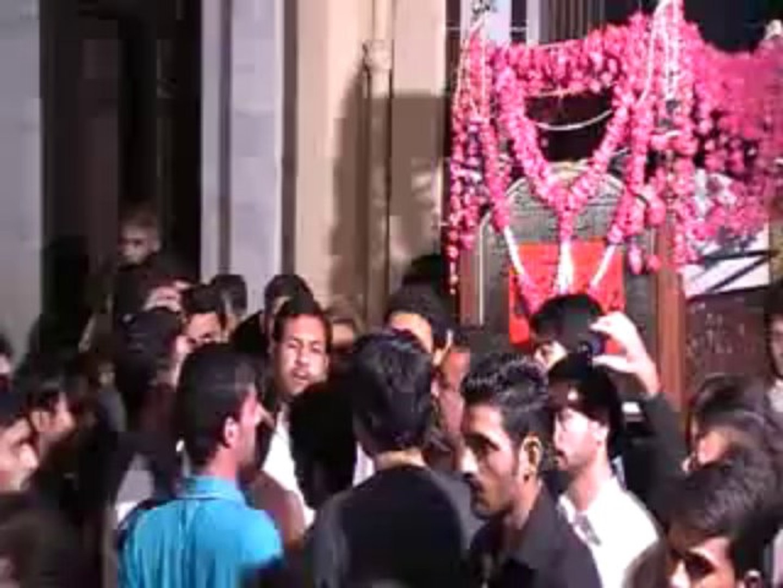 Maar Gaiyan Sain Ruqiya Nu I Matmi Dasta Panjtan Pak Sialkot I 08 Zilhaj 2013