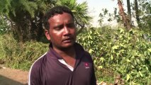 Inde: les déplacés du cyclone retrouvent leurs maisons dévastées