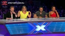 The X Factor Joel Goncalves  The Girl Is Mine - Auditions -