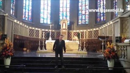 La comédie musicale «Notre-Dame de Paris» au Luxembourg