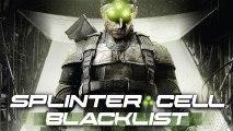 CGR Undertow - SPLINTER CELL: BLACKLIST review for Nintendo Wii U