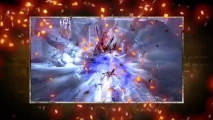 Soul Sacrifice X Toukiden de Soul Sacrifice