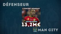 Le Top 10 des Belges les mieux payés du moment !