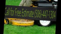 Fredericton landscaping - Fredericton landscapers