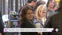 Tina Fey, Amy Poehler Back As Golden Globes Hosts