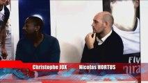 Canal Supporters, l'émission avec Charlotte Namura