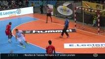 Handball : Fenix Toulouse Handball gagne contre Tremblay