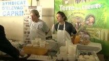 chevres 79 : 2013 Festival de l'élevage et de la gastronomie à Parthenay