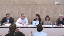 Table ronde avec les acteurs territoriaux, collectivités locales et associations - cese