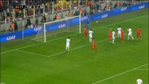 WM-Quali: Robben stürzt Türkei ins Tal der Tränen