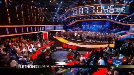 Le défi des Postiers lors du Téléthon 2012 / Groupe La Poste - Tous formidables - Tous solidaires