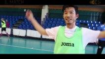 Il Match di C1: Olimpus-Lido di Ostia - Futsal Fanner