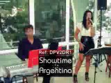 Ref: DPV2DR1 Duo Pop Rock Soul Latin Country Reggae Beatles Oldies - showtimeargentina@hotmail.com-