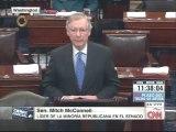 Senado de EEUU logra acuerdo para elevar techo de la deuda y reabrir Gobierno