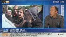 "BFM Story: les Abattoirs Gad: ""nous ne laissons tomber personne"", selon Ayrault - 16/10"