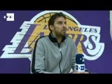 Pau Gasol `Lakers look out for a younger star´