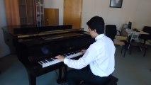 Bir Bahar Akşamı Rastladım Size Piyano Şan Video Zeki Müren Selahattin Pınar Hicaz Makam Ders hoca öğreniyorum öğret öğren bilmek gösteri kültür merkezi salonu konser teknik dinle seyret Bul