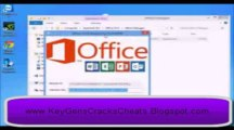 [NEW 2014 May]Microsoft Office 2013 Professional Plus Activator, produit Key Generator