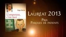 Lauréat 2013 - Prix Paroles de Patients [Version longue]