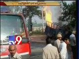 LPG tanker explodes in Uttar Pradesh