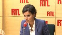 """Vallaud-Belkacem sur Leonarda : """"Des conditions choquantes si elles sont avérées"""""""