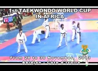 TRAILER- WTF WORLD CUP TAEKWONDO TEAM CHAMPIONSHIPS 2013 _english version_