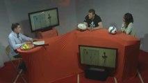 Esprit Rugby - CSBJ Centre de formation interview Leandre Cotte