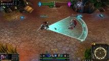 Dragonblade Talon League of Legends Skin Spotlight