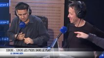 Laurent Guimier, imitateur officiel de Valéry Giscard D'Estaing ?