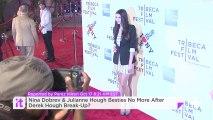 Nina Dobrev & Julianne Hough Besties No More After Derek Hough Break-Up?