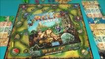 Vidéorègle #327: Les règles du jeu de société Relic Runners