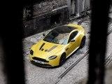 Combat fraternel entre les Aston Martin V12 Vantage et Vantage S