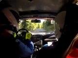 Rallye d'Antibes 2013 - ES 2 Col de Bleine - BAILET/GAILLOT (Peugeot 106 S16)