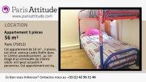 Appartement 2 Chambres à louer - Ledru-Rollin, Paris - Ref. 7302