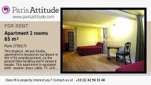 1 Bedroom Loft for rent - Pereire, Paris - Ref. 7556