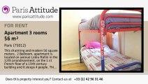 2 Bedroom Apartment for rent - Ledru-Rollin, Paris - Ref. 7302