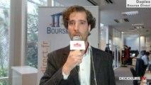 """16/10/13 : Les Experts de Bourse Direct dans l'émission """"Duplex Bourse"""" sur Décideurs TV"""