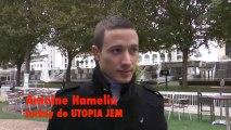 Interview d'Antoine Hamelin, jockey de UTOPIA JEM