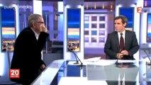 """Fabrice Luchini à David Pujadas : """"France 2 doit être fière de vous"""""""