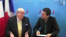 Crise du porc en Bretagne: Jean-Marie Le Pen dénonce les pressions faites par les musulmans