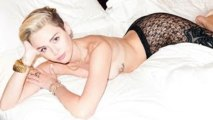 Miley Cyrus Poses Nude For Terry Richardson   CHECK OUT