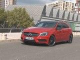 Essai Mercedes Classe A 45 AMG 2013