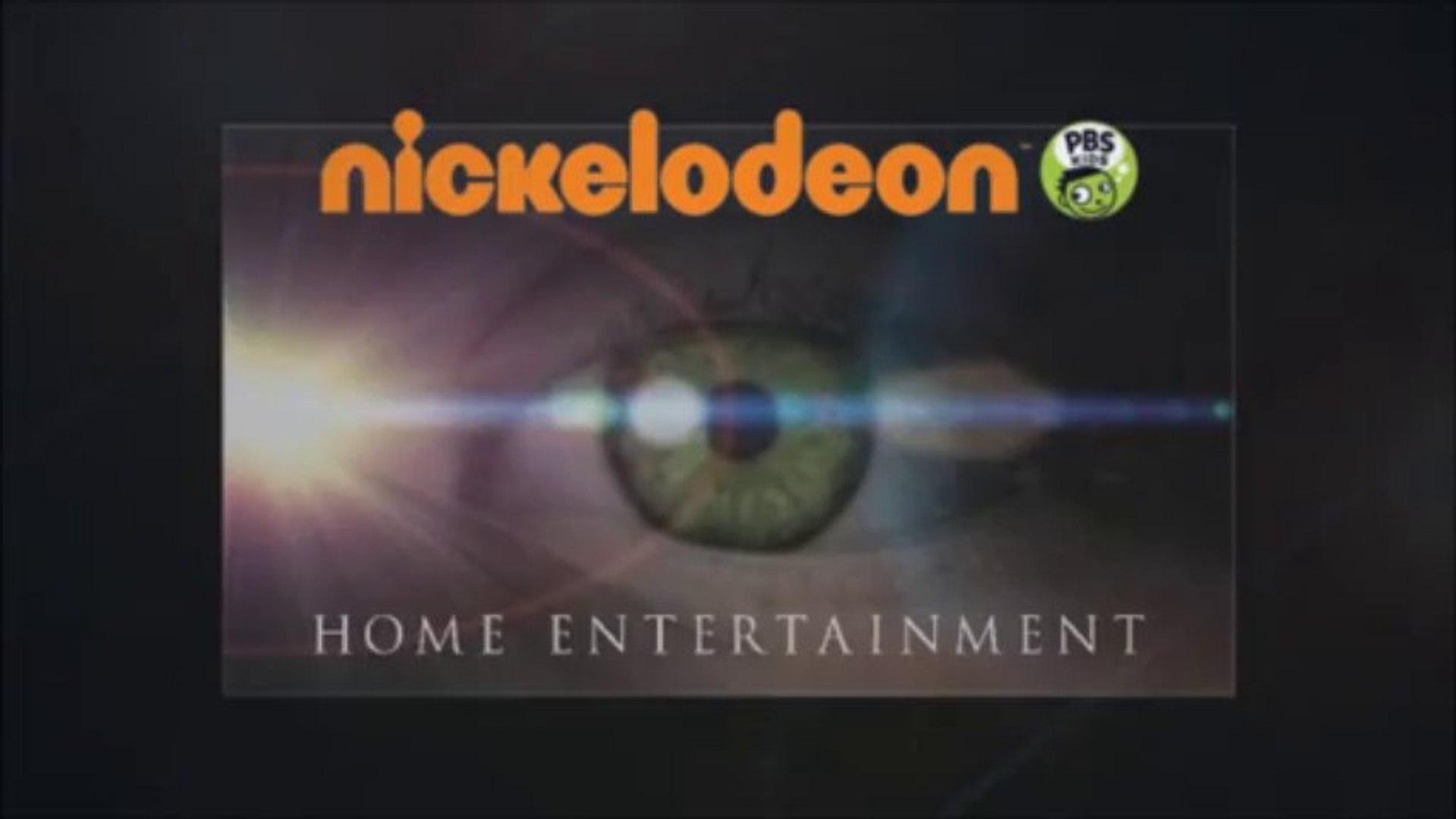 Nickelodeon/PBS Kids Home Entertainment logo (February 2013)