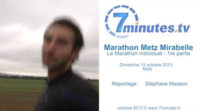 Marathon Individuel - Marathon Metz Mirabelle 2013