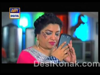 Quddusi Sahab Ki Bewah - Episode 118 - October 18, 2013 - Part 3