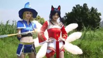 LOL FUN - lol in real life - league-of-legends