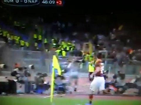 Roma-Napoli 2-0 GOALS 18/10/2013