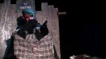 GWEN et sa marionnette OUF !  (marionnettiste et ventriloque)  par Cédric BARBIER